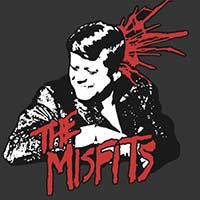 Misfits- Bullet Enamel Pin (MP393)