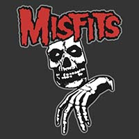 Misfits- Evil Never Dies Enamel Pin (MP386)