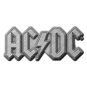 AC/DC- Logo Enamel Pin (mp45)