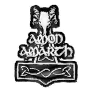 Amon Amarth- Hammer Enamel Keychain