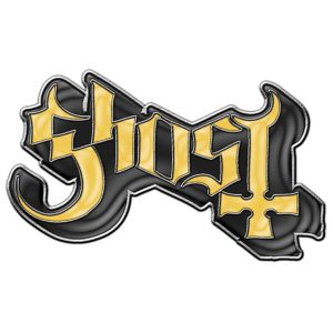 Ghost- Logo Enamel Pin (mp344)