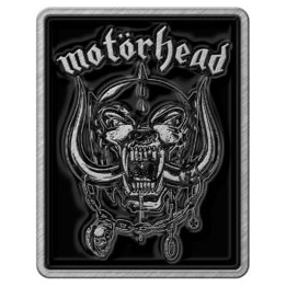 Motorhead- Snaggletooth & Logo Enamel Pin (mp317)