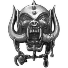 Motorhead- Snaggletooth Enamel Pin (mp12)