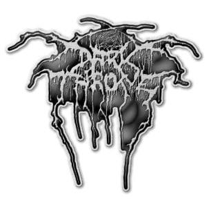 Darktrhone- Logo Enamel Pin (mp8)