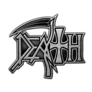 Death- Logo Enamel Pin (mp309)
