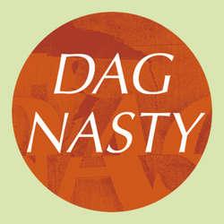 Dag Nasty- Logo pin (pinX477)