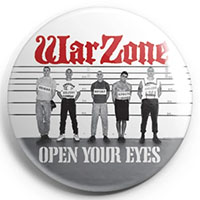 Warzone- Open Your Eyes pin (pinX107)