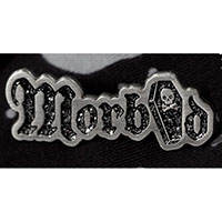 Morbid Enamel Pin by Sourpuss (mp409)