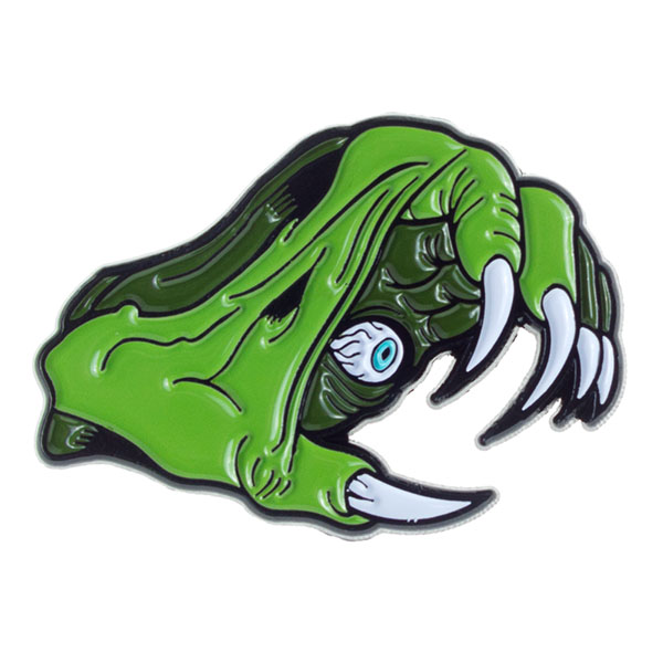 Monster Hand Enamel Pin by Sourpuss (MP90)