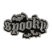 Enamel Spooky Pin by Sourpuss (mp265)