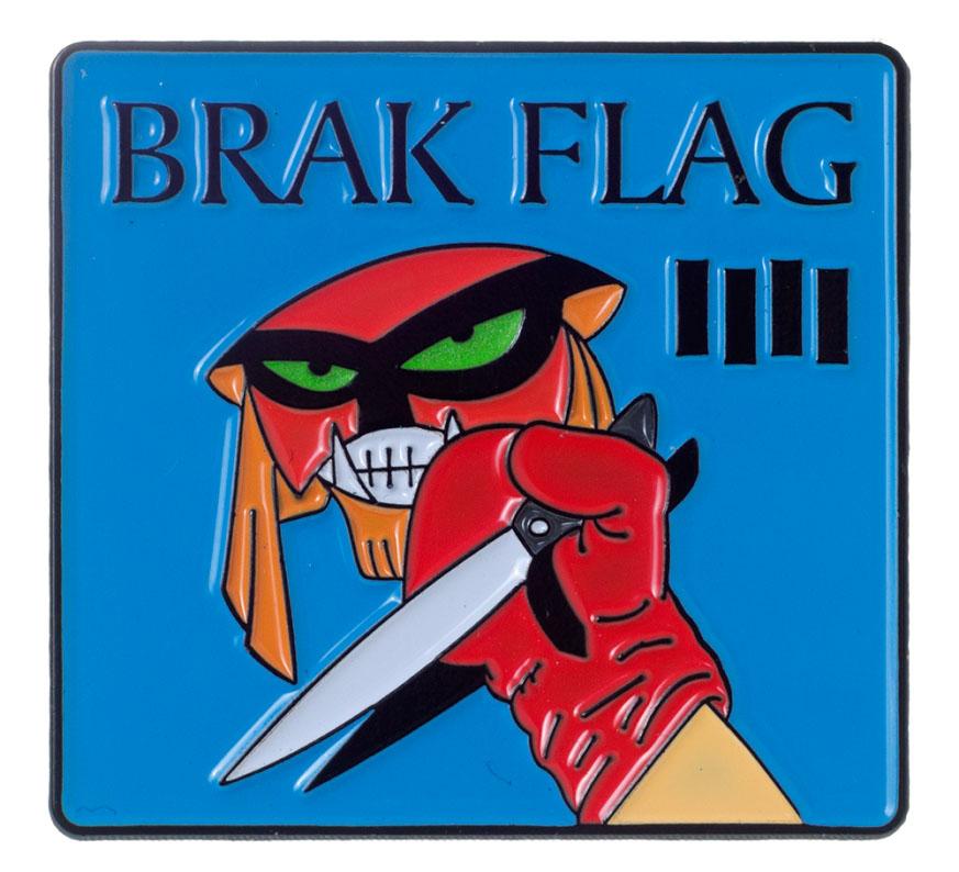 Brak Flag Pin - by Thrillhaus (MP73)