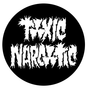 Toxic Narcotic- Logo pin (pinX199)