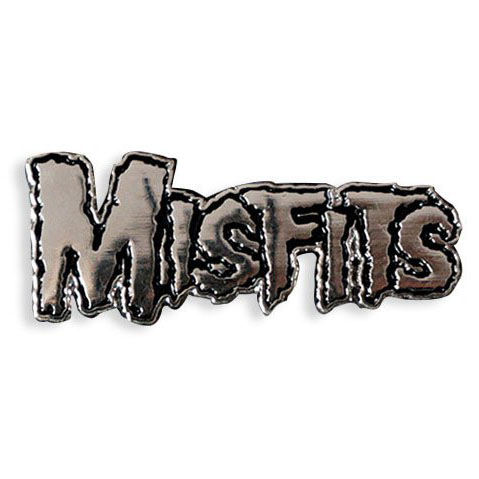 Misfits- Enamel Logo Pin by Yesterday's Co (MP189)