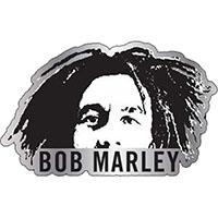 Bob Marley- Logo & Face Enamel Pin (mp126)