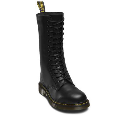 14 Eye Laces by Dr Martens- Black (210cm)