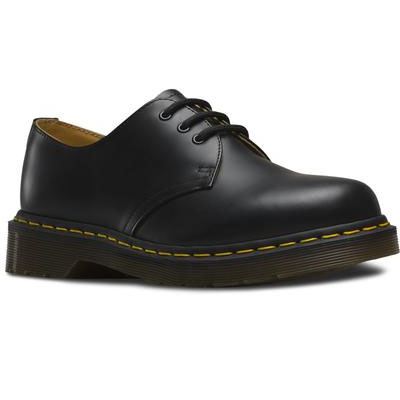 3 Eye Laces by Dr Martens- Black (65cm)