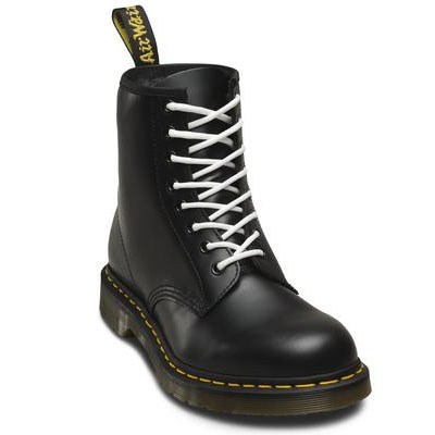 8-10 Eye Laces by Dr Martens- White (140cm)