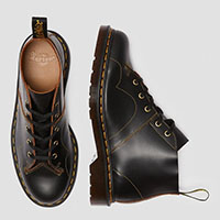 5 Eye Church Boots by Dr. Martens- Black