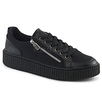 Unisex Creeper Sneeker 105 Sneaker by Demonia Footwear