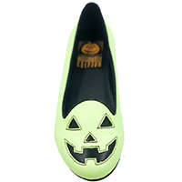 Lydia Jackolantern Limited Edition Flat by Strange Cvlt - Green Glow in the Dark -SALE
