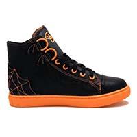 Chelsea Halloween High Top Sneaker by Strange Cvlt