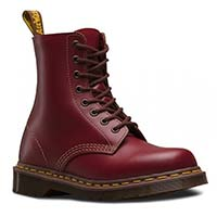 8 Eye Oxblood Dr. Martens Boot (MADE IN ENGLAND!)
