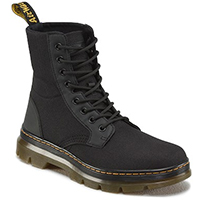 Combs Non Leather 8 Eye Boots by Dr. Martens