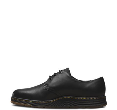 3 Eye DM Lite Cavendish Shoe by Dr. Martens- Black (Lightweight) (Sale  price!) 67f49c638