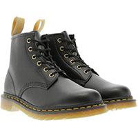 6 Eye Black Felix Rub Off (VEGAN) Dr. Martens Boots (Sale price!)