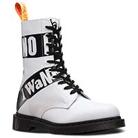 Sex Pistols- No Feelings 10 Eye Boot by Dr. Martens