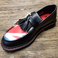 The Who- Union Jack Loafer by Dr. Martens