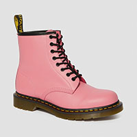 8 Eye Acid Pink Smooth Boot by Dr. Martens