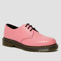 3 Eye Acid Pink Smooth Gibson by Dr. Martens
