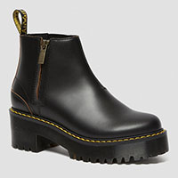 Rometty II Womens Zippered Chelsea Boot by Dr. Martens