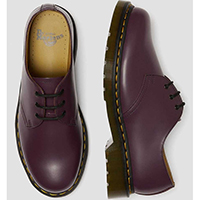 3 Eye Purple Smooth Gibson by Dr. Martens