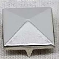 "4/5"" Pyramid Studs (20mm)- 100 Pack"