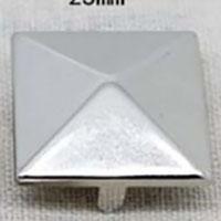 """1 1/5"""" XL Pyramid Studs (30mm)- 100 Pack"""