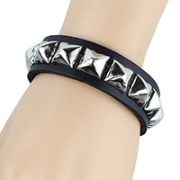 1 Row Pyramid Bracelet by Funk Plus