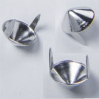"1/2"" Cone Stud #1- 100 pack (14x6mm)"