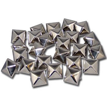 "1/2"" Pyramid Studs- 1,000 pack (13mm)"