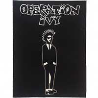 Operation Ivy- Rude Boy sticker (st166)