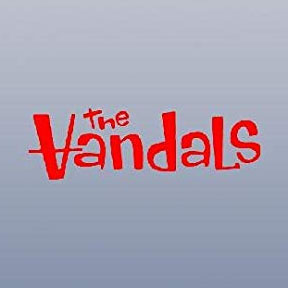 Vandals- Logo Window Sticker