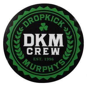 Dropkick Murphys- DKM Crew sticker (st300)