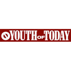 Youth Of Today- Logo sticker (st515)