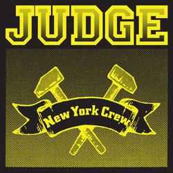 Judge- New York Crew (Yellow & Black) sticker (st522)