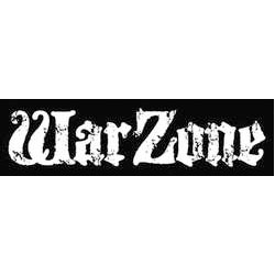 Warzone- Logo sticker (st527)
