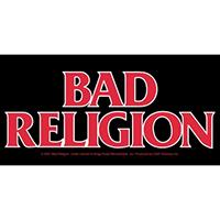 Bad Religion- Logo sticker (st307)