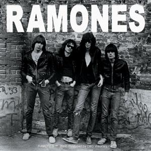 Ramones- First Album sticker (st654)