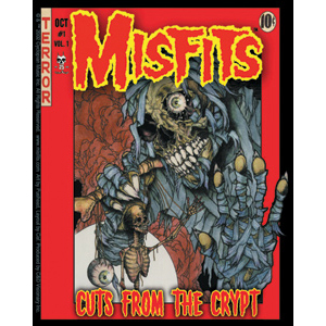 Misfits- Cuts From The Crypt sticker (st415)