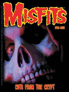 Misfits- Cuts From The Crypt sticker (st432)